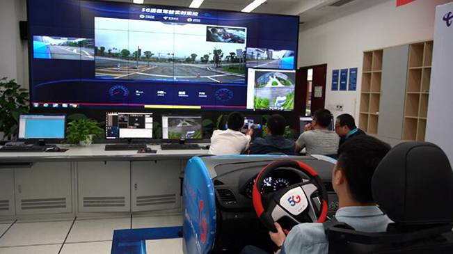人車分離!帶你體驗基于5G網絡的遠程駕駛