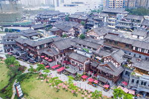 長江之濱百年江湖小鎮——西流沱小鎮