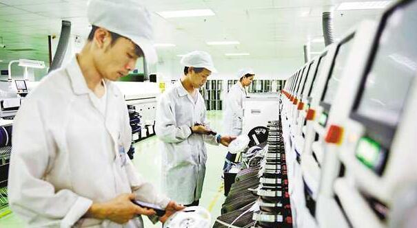 節約成本提升效率 智能化助力重慶産業發展