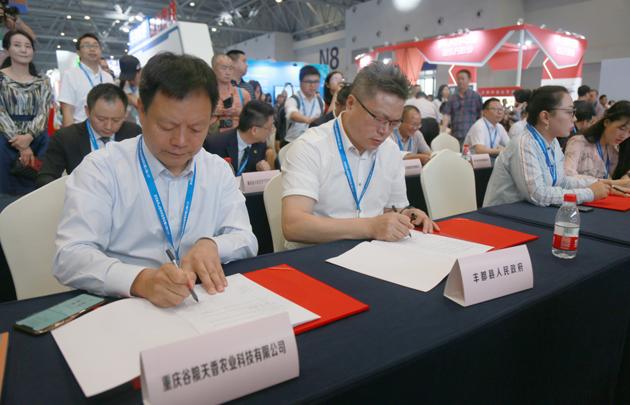 第六屆西旅會開幕 140個文旅項目集中簽約