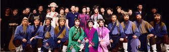 重慶川劇院劇目《李亞仙》亮相錫比烏國際戲劇節