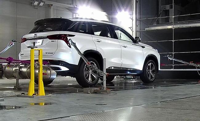 新能源和智能網聯已成為我國汽車産業轉型的主攻方向,汽車風洞如何發揮作用?