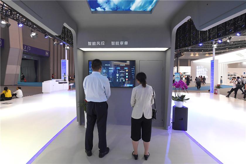 银行渠道建设_中国建设银行展馆:体验5G⁺智能银行-展馆打探