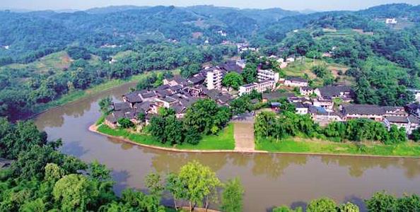 江津建設如詩如畫美麗鄉村