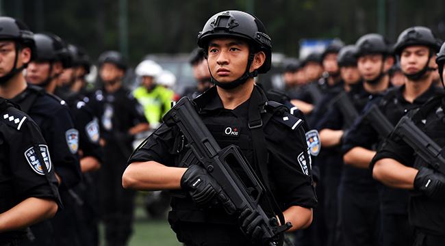 重慶公安啟動全警實戰大練兵