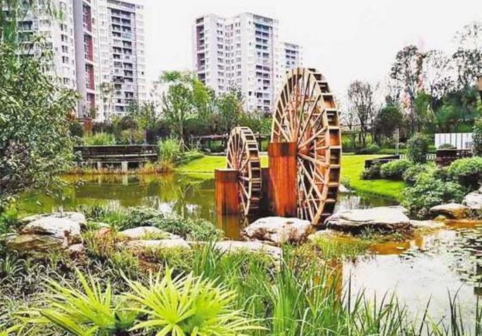 潼南:人民生態公園獲可持續城市和人居環境獎