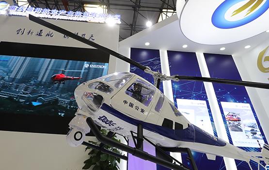 第五屆天津直博會開幕 重慶兩企業攜産品亮相