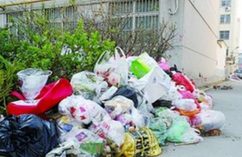 重慶著力解決垃圾臭味擾民問題