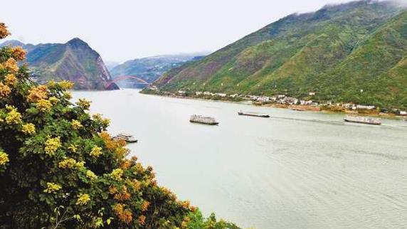 巫山:再現高峽平湖美景