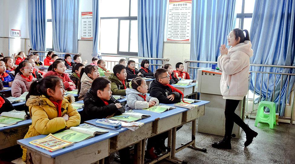 """""""四點半難題""""不再難,""""課後服務""""讓教育更有溫度"""