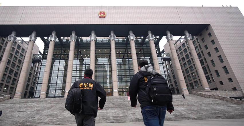【兩會VLOG】新華網記者是怎樣採訪重慶兩會的?