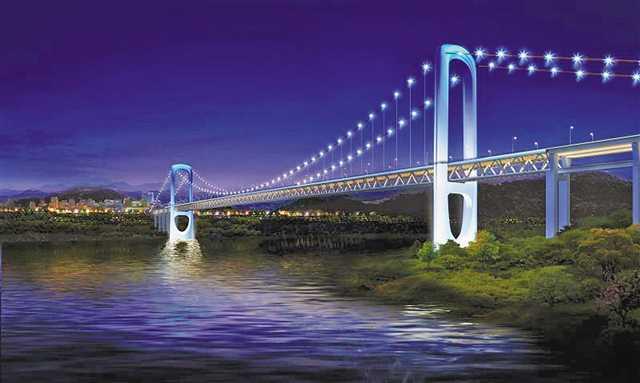 重慶38個在建城市道路重大項目全部復工