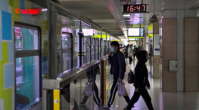 重慶軌道交通客流量逐步回升