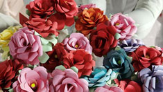 """婦女節方艙醫院裏的""""玫瑰花""""禮物"""