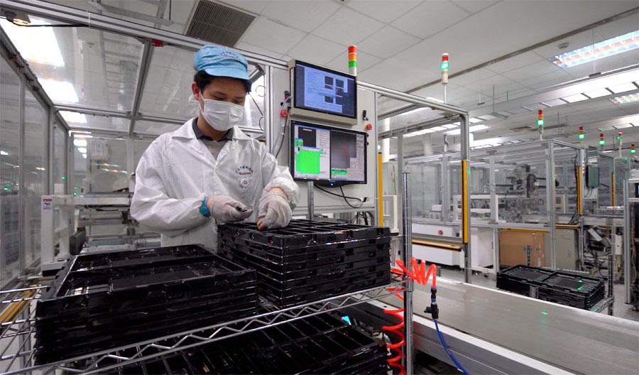 """重慶:外貿企業趕工打響""""訂單保衛戰"""""""