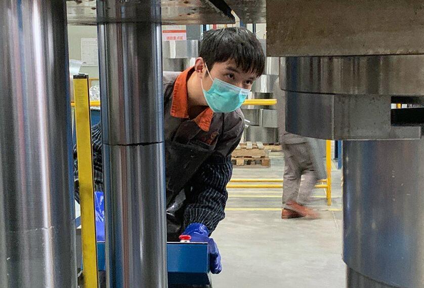 """重慶南川:工業企業按下""""重啟鍵"""""""