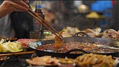 重慶火鍋店陸續恢復堂食