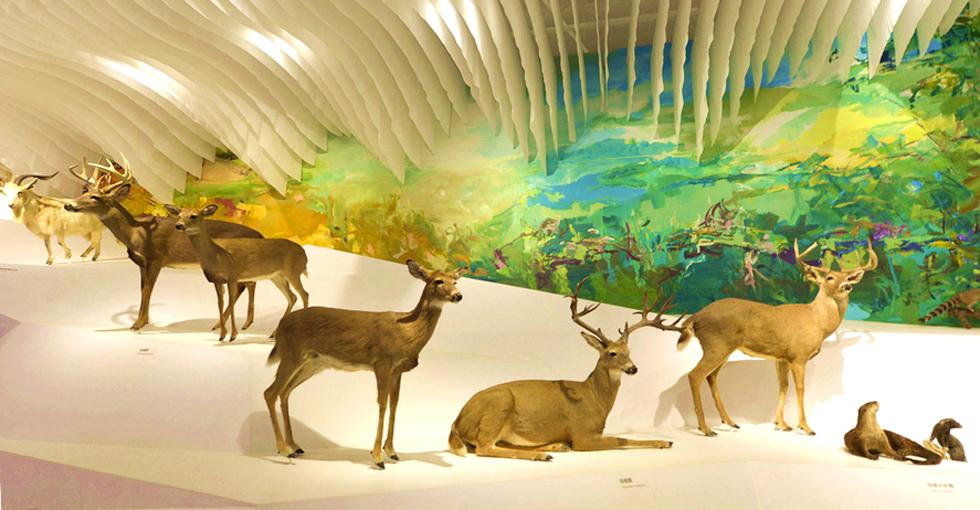 重慶自然博物館