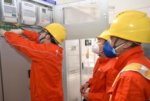 合川供電:助推企業復工復産