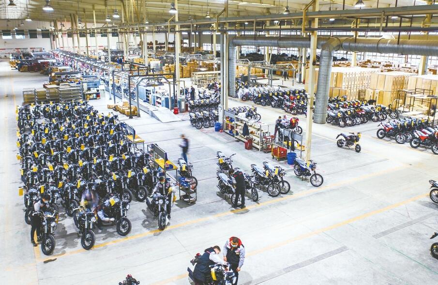 合川推出10項政策措施全方位支持工業企業復産達産