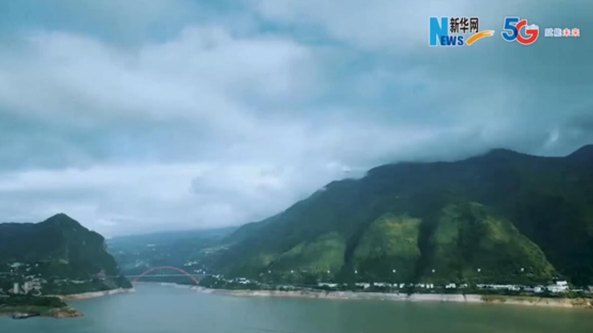【飛閱高峽平湖】巫山神女露真容