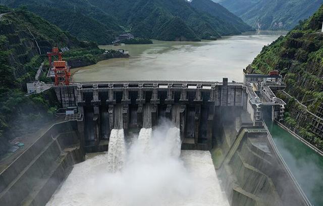 重慶水庫攔洪削峰錯峰93座次