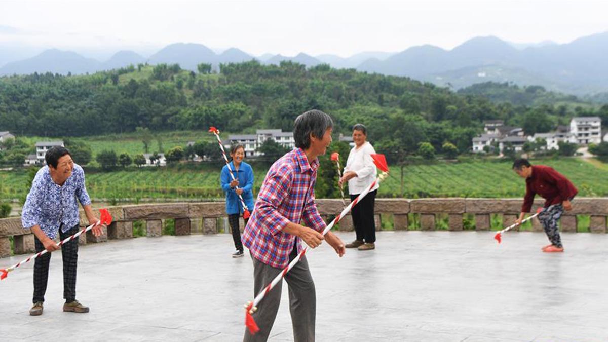 重慶渝北:多措並舉提升群眾幸福感