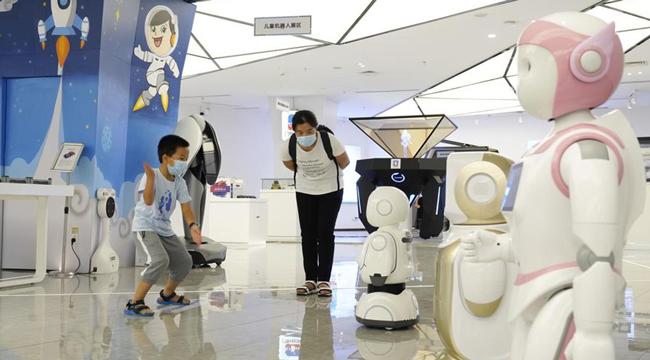走進機器人世界 感知科技魅力
