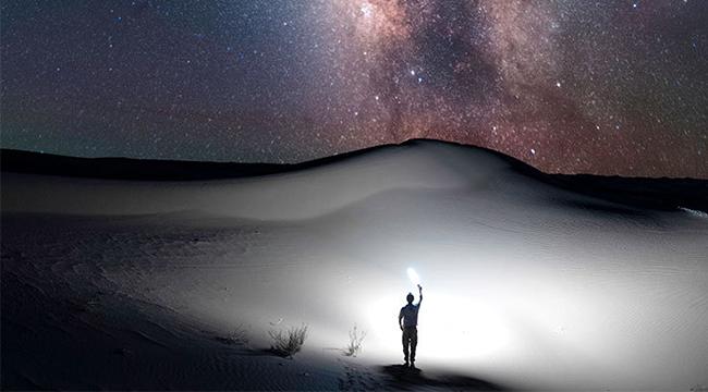 """""""追星人""""教你如何拍下璀璨的流星雨"""