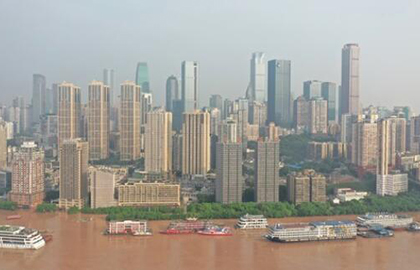 降雨量大、洪水前後疊加、多流匯集——專家解讀重慶遭遇大洪水成因