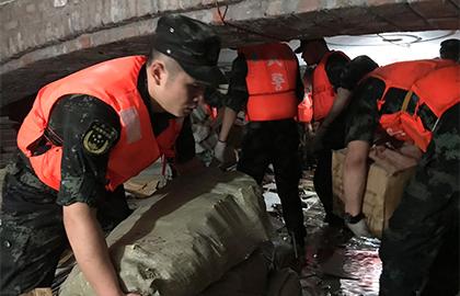 重慶:民間博物館的抗洪故事