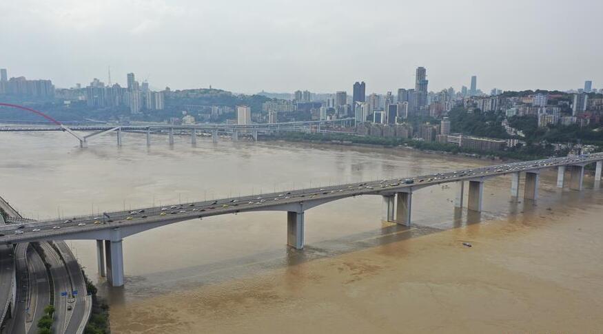 """大汛之下""""零死亡""""——重慶""""硬核防洪堤""""是如何構建的?"""