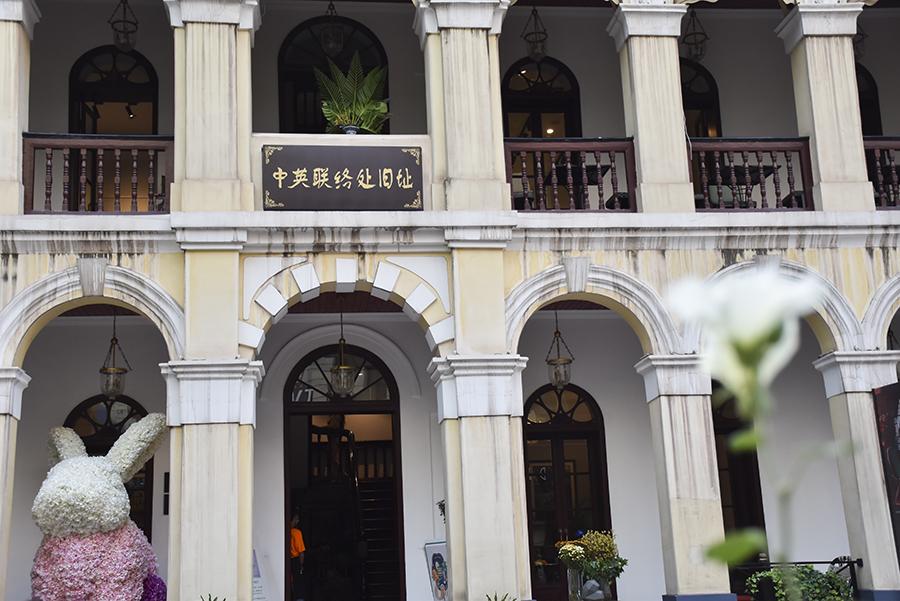 重慶:解放碑步行街改造讓老建築煥發生機
