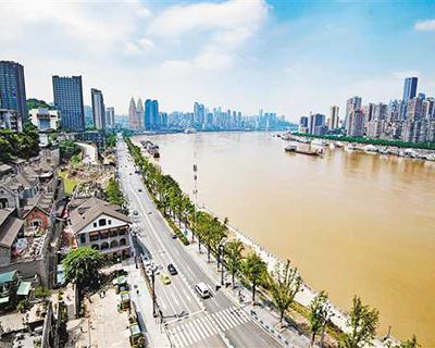 洪水退後,磁器口、南濱路恢復得如何?來看最新進度