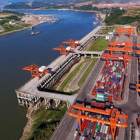 重慶加工貿易進出口逆勢飄紅的背後