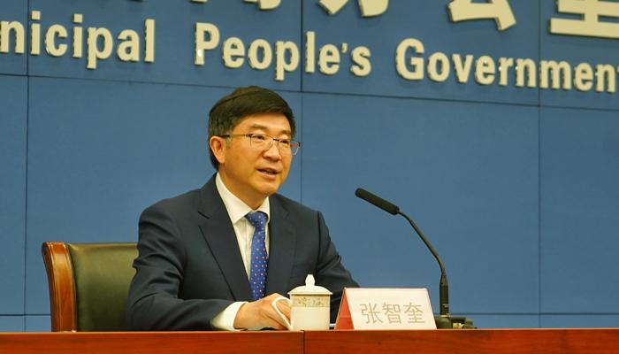 重慶市長顧問團年會秘書處秘書張智奎