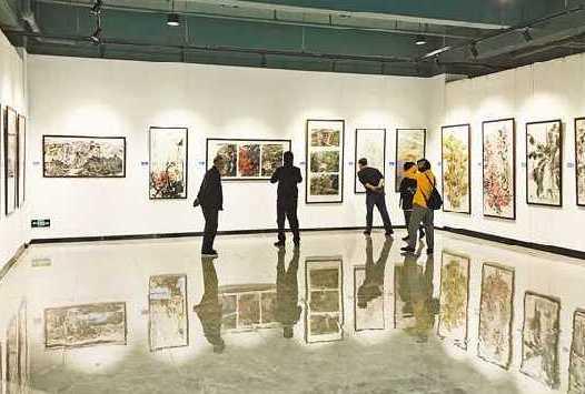 241幅名家作品繪出重慶獨特氣質
