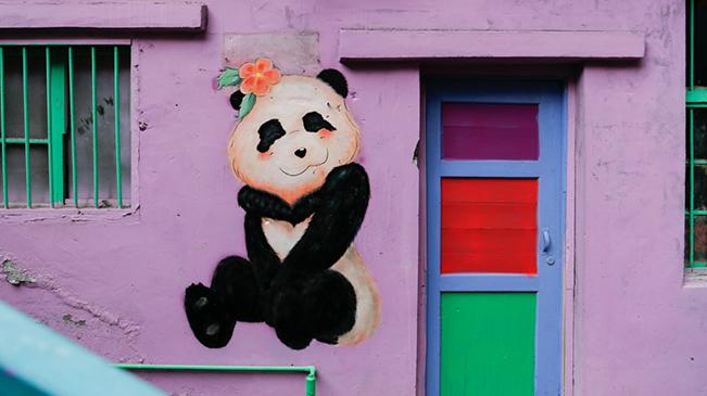 """會""""化粧""""的房子!藏在居民樓裏的童話世界"""