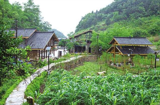 """渝北:保護發展傳統村落 讓鄉愁有""""鄉""""可尋"""