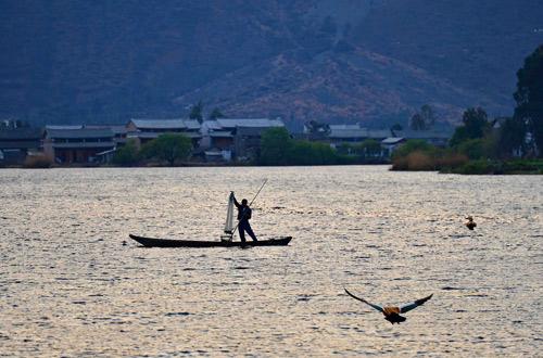 攝影師視野係列:神秘清遠·南詔西湖