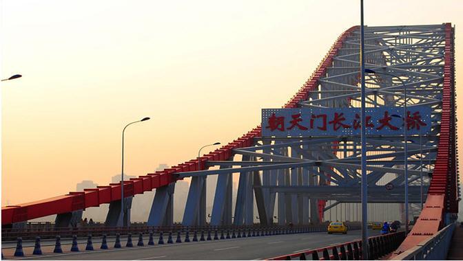 重庆——朝天门大桥-景区景点图片