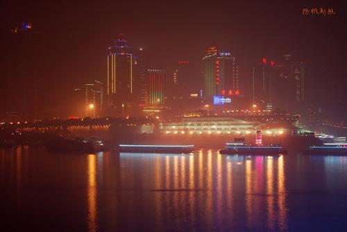 朝天门的夜-景区景点图片